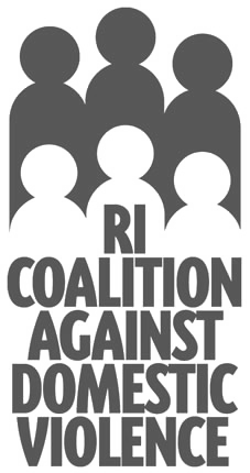 Coalition Against Domestic Violence logo
